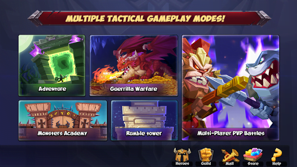 tactical monsters rumble arena mod apk free