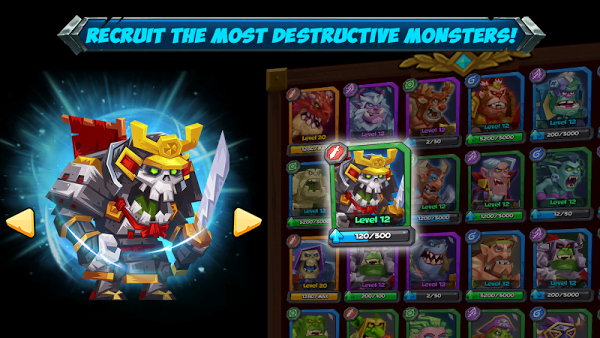 tactical monsters rumble arena mod