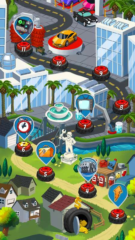 tap empire idle clicker mod infinite gems moddroid 1