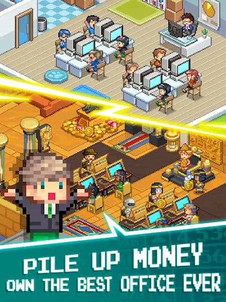 tap tap trillionaire cash clicker adventure mod money moddroid 1