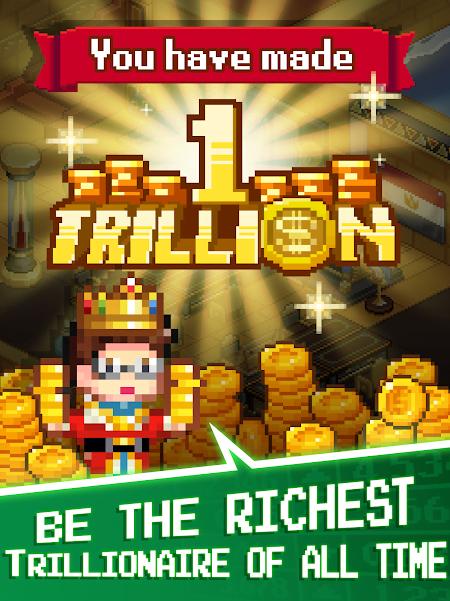 tap tap trillionaire cash clicker adventure mod money moddroid 3
