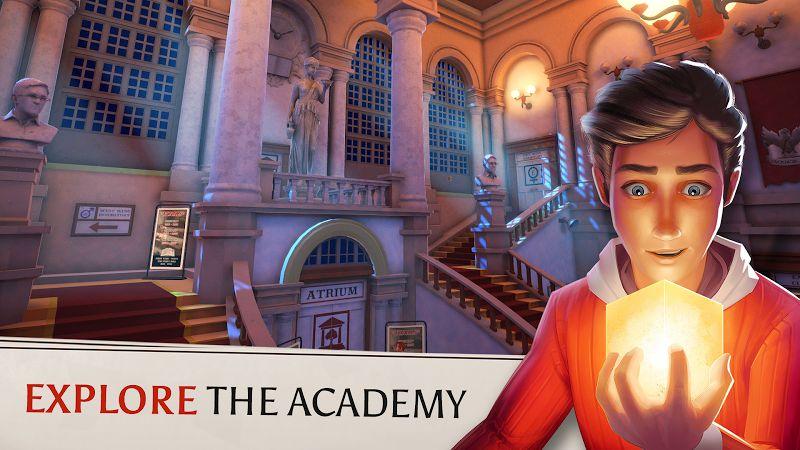 the academy mod unlocked moddroid