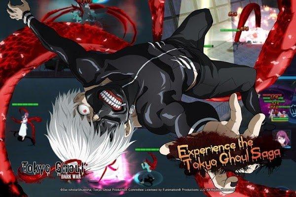 tokyo ghoul dark war