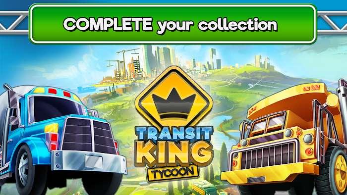 transit king tycoon – transport empire builder mod money moddroid