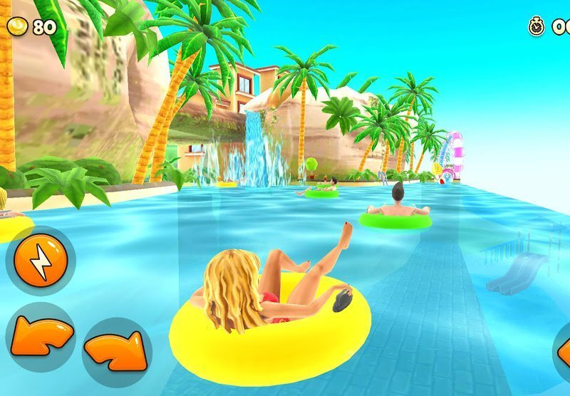 uphill rush water park racing mod free shopping moddroid 1