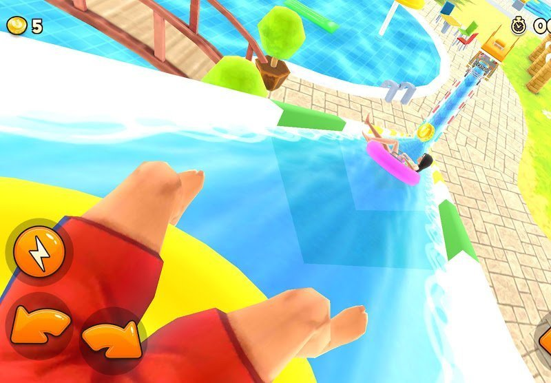 uphill rush water park racing mod free shopping moddroid 2