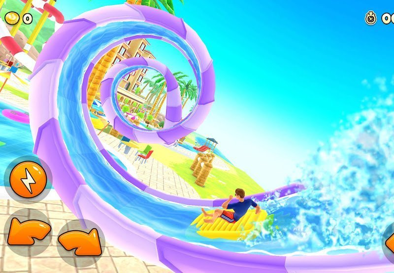 uphill rush water park racing mod free shopping moddroid 3