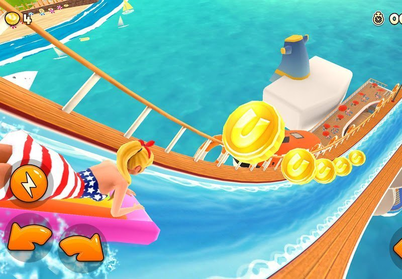 uphill rush water park racing mod free shopping moddroid 4