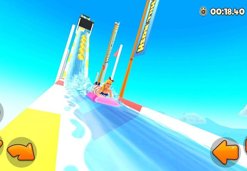 uphill rush water park racing mod free shopping moddroid 5