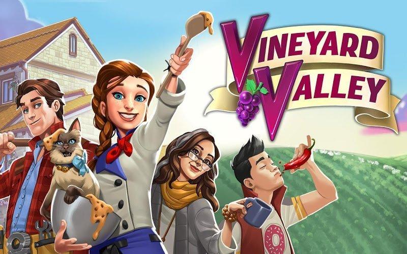 vineyard valley moddroid