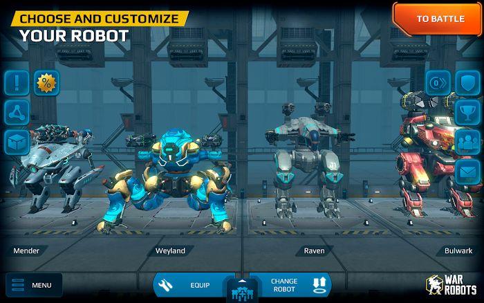 war robots moddroid 3