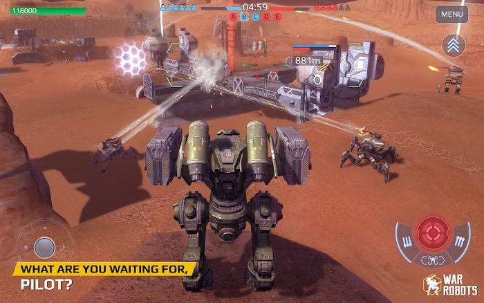 war robots moddroid 4