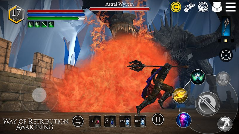 way of retribution awakening moddroid 1