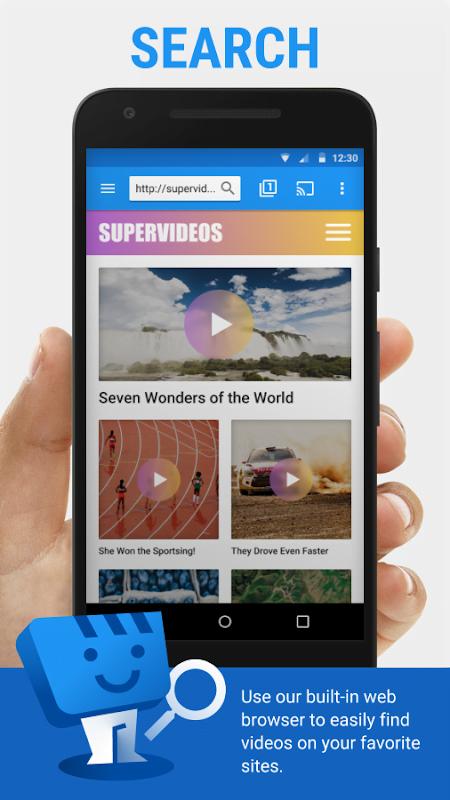 web video cast mod premium moddroid