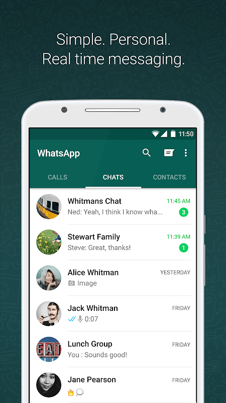 whatsapp messenger mod many features moddroid 1