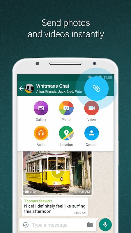 whatsapp messenger mod many features moddroid 2