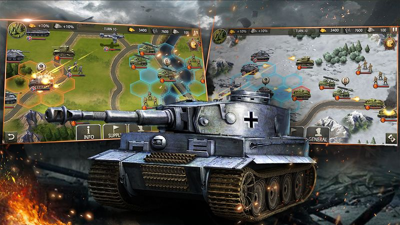 world war 2 1942 mod gems moddroid 1