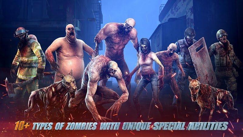zombeast survival zombie shooter mod free shopping moddroid 3