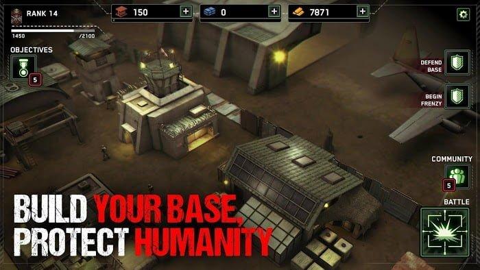 zombie gunship survival mod ammoone hit moddroid 1