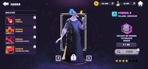 Danh sách các nhân vật xuất sắc nhất của Disney Sorcerer's Arena Tier