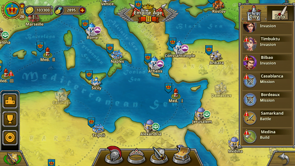 1597230604 826 European War 5 Empire MOD APK IOSMedals