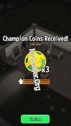 Mua tiền xu vô địch Titans