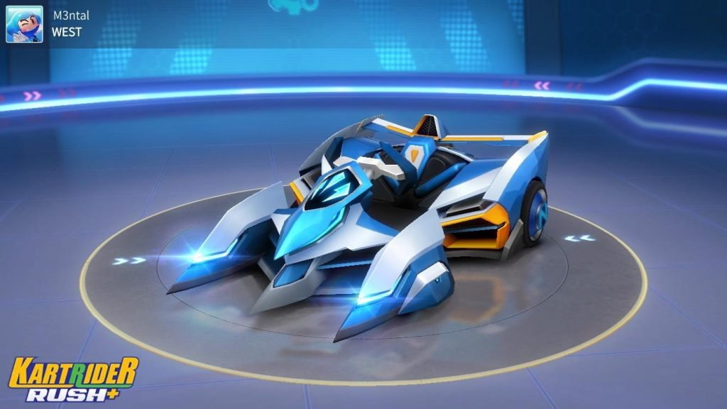 1597491019 789 KartRider Rush Best karts you should use for Speed Races