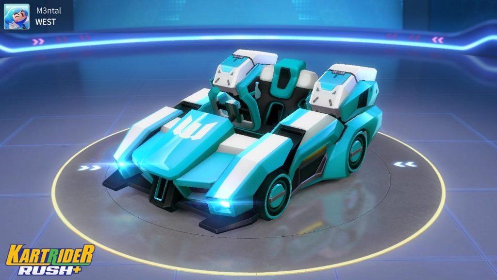 Kart tốt nhất cho các cuộc đua tốc độ trong KartRider Rush +