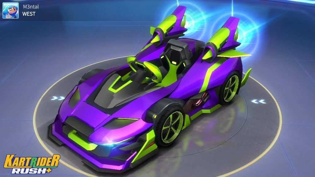 1597491020 351 KartRider Rush Best karts you should use for Speed Races