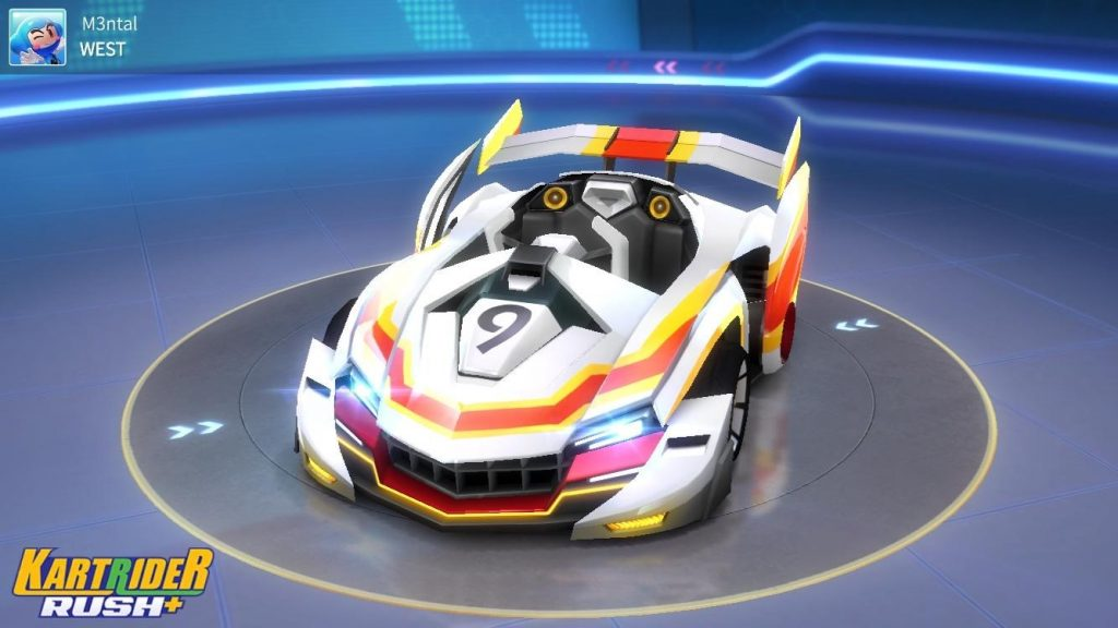 1597491024 456 KartRider Rush Best karts you should use for Speed Races