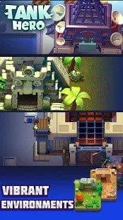 Anh hùng xe tăng - Trò chơi hành động xe tăng mới