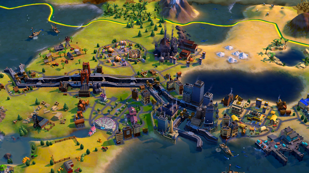 1597714805 391 Civilization VI MOD All DLC Mo khoa