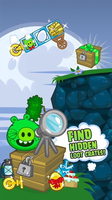 1597936803 367 Bad Piggies MOD APK IOS