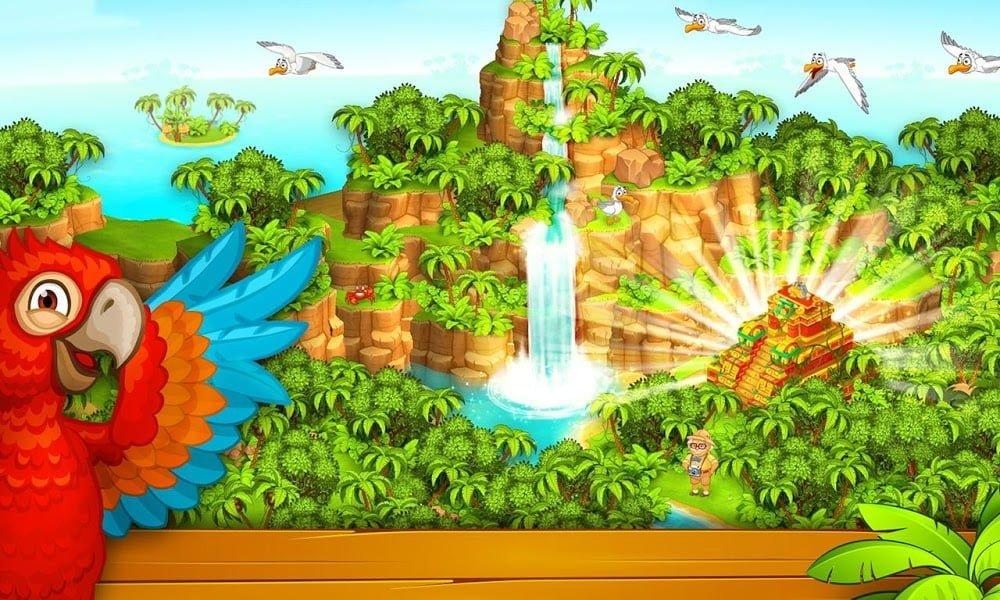 1598017804 213 Farm Island Hay Bay City Paradise MOD Vo han