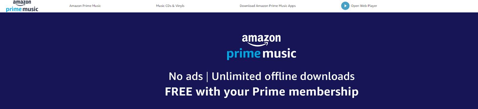 Nhạc Amazon Prime