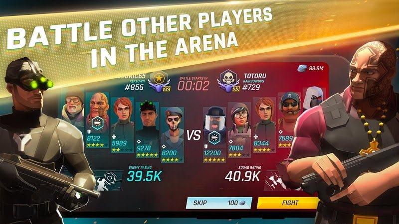 1598550004 8 Tom Clancys Elite Squad MOD DamageAlways Win