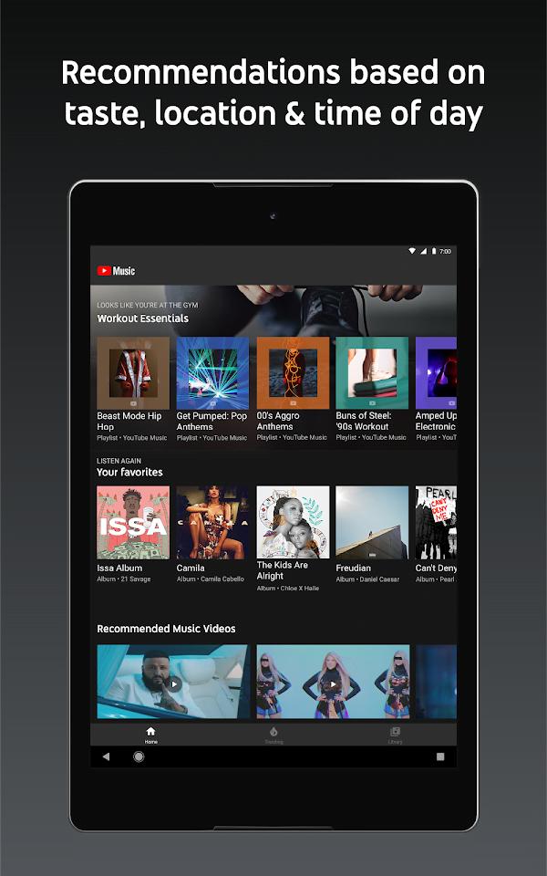 1598557803 87 YouTube Music MOD PremiumBackground Play