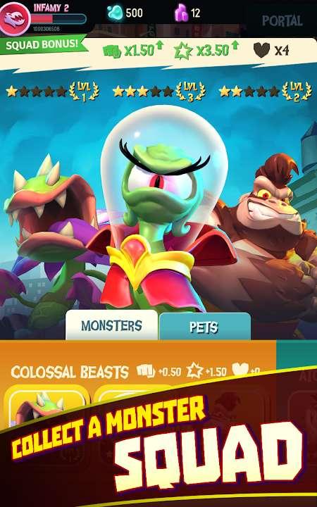 1598596203 971 I Am Monster Idle Destruction MOD OnehitGodmode