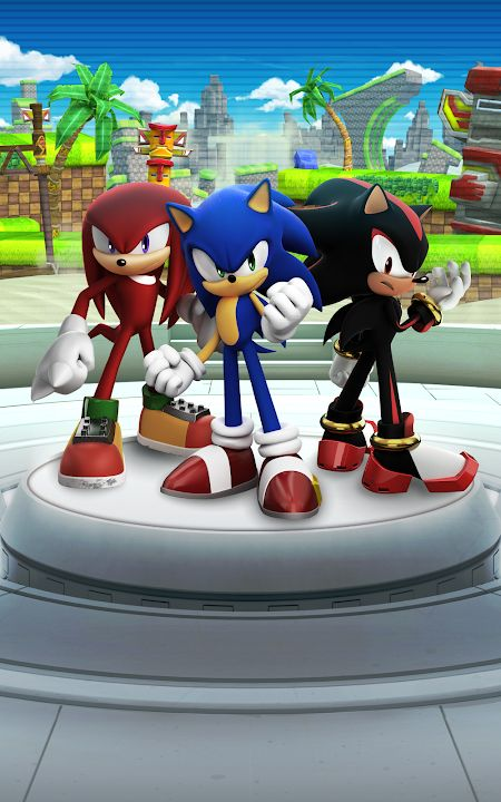 1598631604 298 Sonic Forces MOD SpeedGod Mode