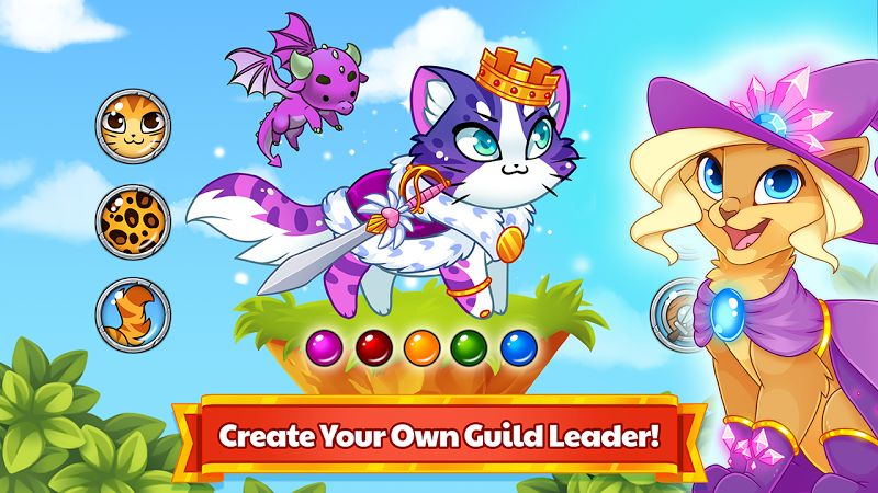1598640004 905 Castle Cats MOD Free Mua sam
