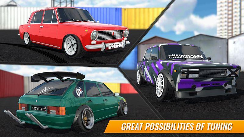 1598688606 359 Russian Car Drift MOD APK IOS