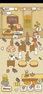 Trò chơi nhà hàng động vật