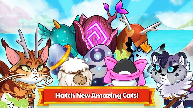 Castle Cats MOD Free Mua sam
