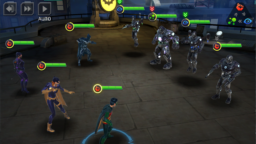 DC Legends Battle for Justice MOD DamageDefense
