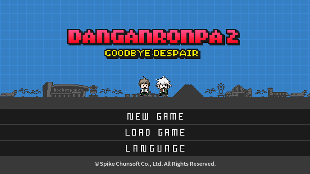 Danganronpa 2 Goodbye Despair Anniversary Edition MOD FullMo khoa