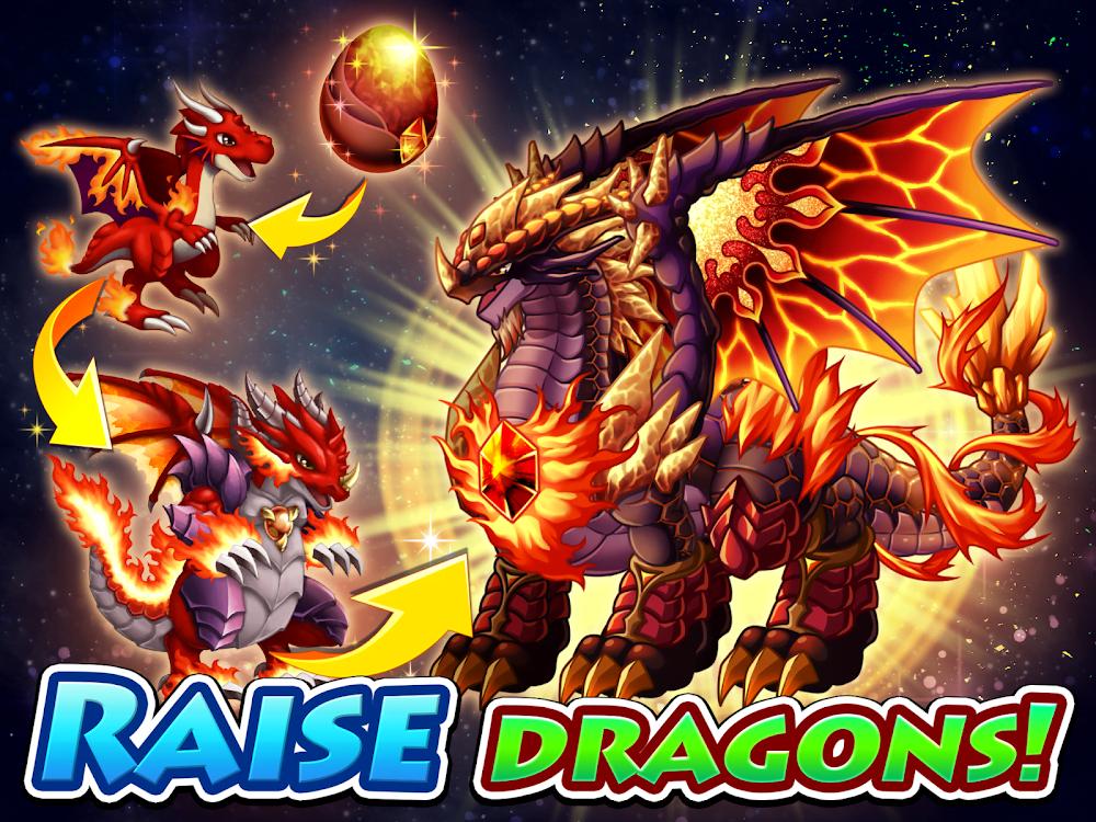 Dragon x Dragon MOD Vo han Tien xuJewelsFood