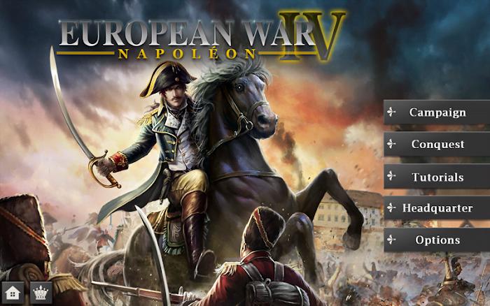 European War 4 Napoleon MOD Free Mua sam