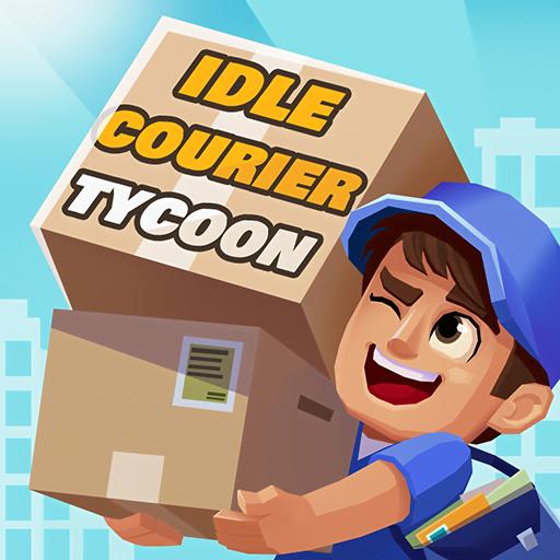 Idle Courier Tycoon MOD APK IOS