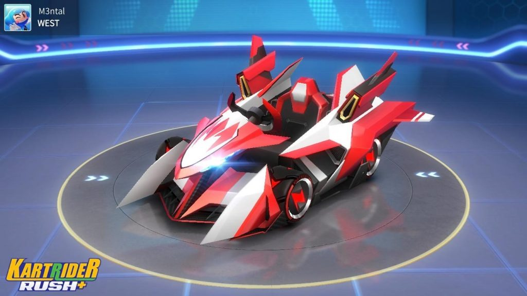 KartRider Rush Best karts you should use for Speed Races