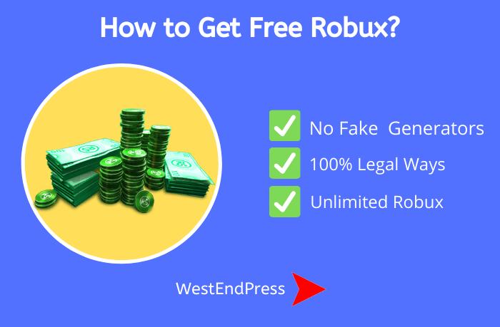 Cách nhận Robux miễn phí 2020